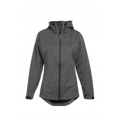 Softshell Hoody Jacket Plus Size Women