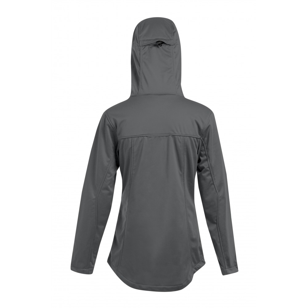softshell hoodie jacke plus size damen. Black Bedroom Furniture Sets. Home Design Ideas