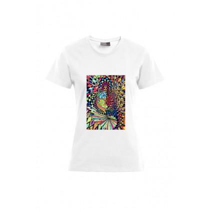 Escalade - Artiste : T. Baudouin - T-shirt Premium femme