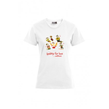 Looking for love - Artiste : Mutaz - T-shirt Premium femme