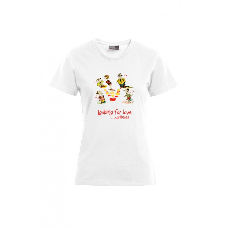 Looking for love - Artiste : Mutaz - T-shirt Premium femme