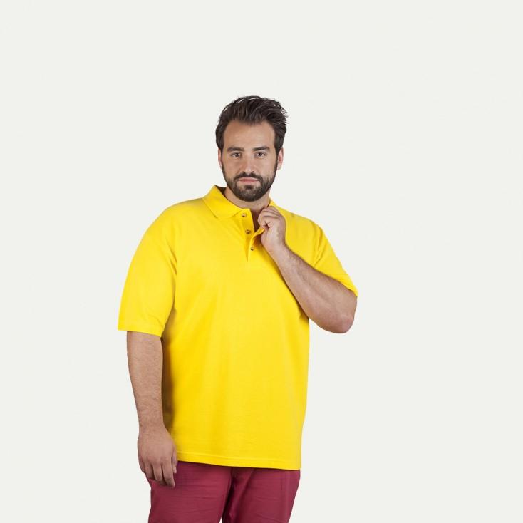 Polo homme en coton