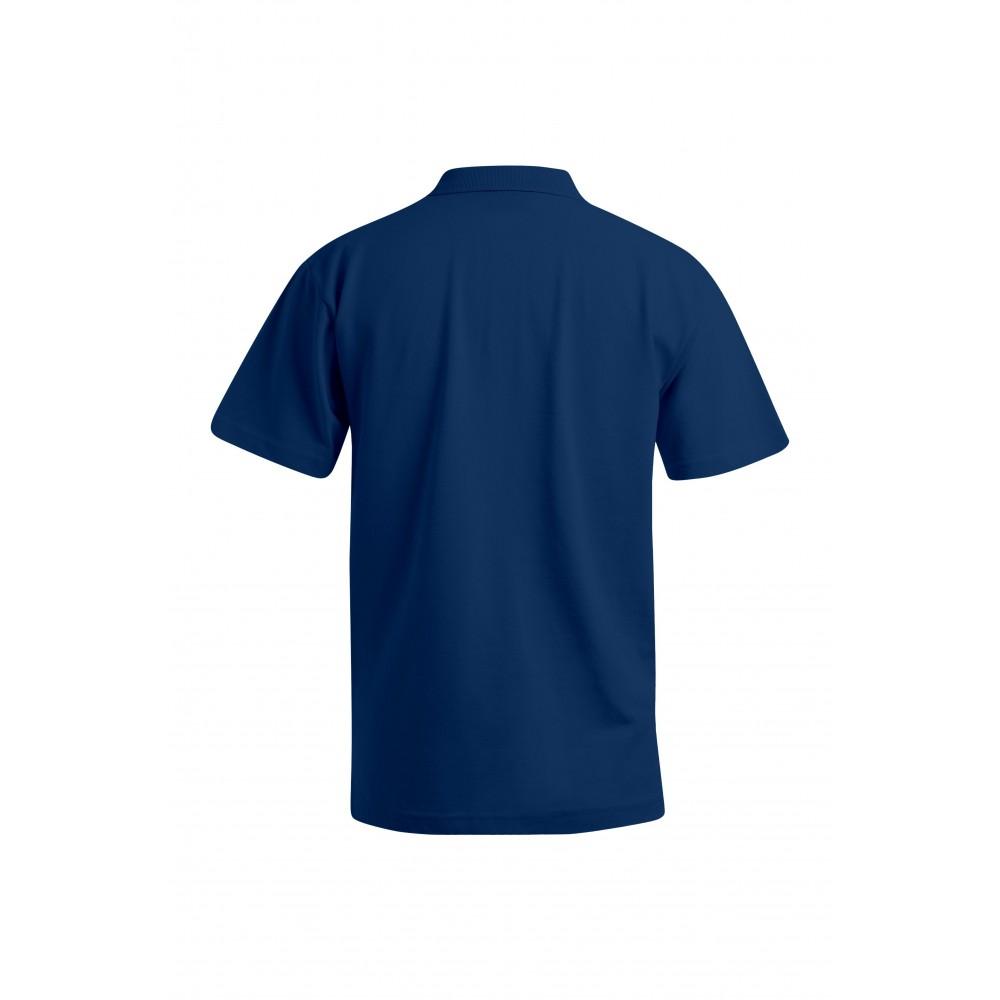 Heavy polo shirt plus size men for Plus size golf polo shirts