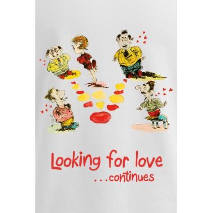 Looking for love - Artiste : Mutaz - T-shirt Premium homme
