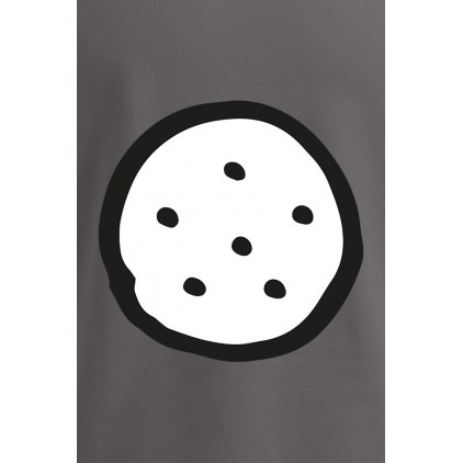 "Print ""Robot Cookie"" - T-shirt Premium grande taille Hommes"