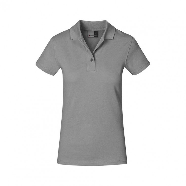 Superior Poloshirt Plus Size Damen