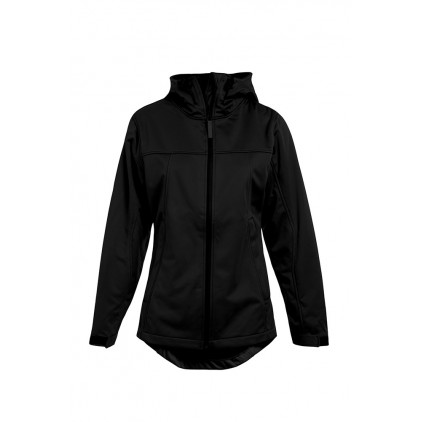 Softshell Hoodie Jacke Plus Size Damen Sale