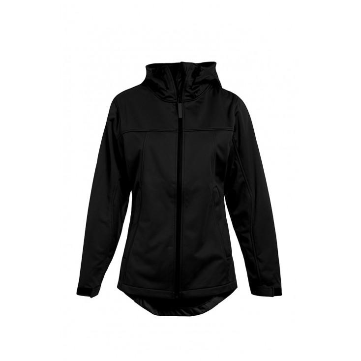 3 Streifen Plus Size Damen Trainingsjacke