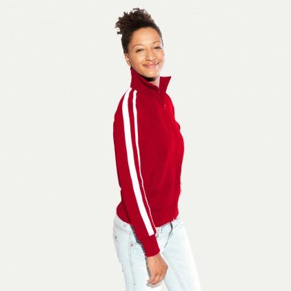 Trainings Jacke mit Streifen Damen Sale