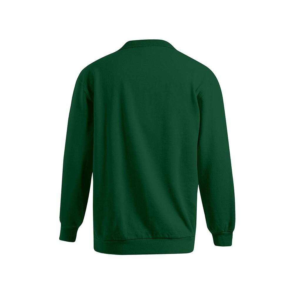 Long Sleeve Men S Polo Sweater