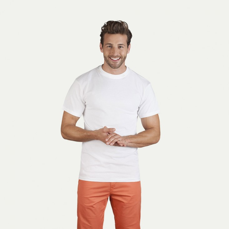 T-shirt Work homme encolure ronde