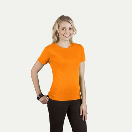 T-shirt interlock Femmes promotion