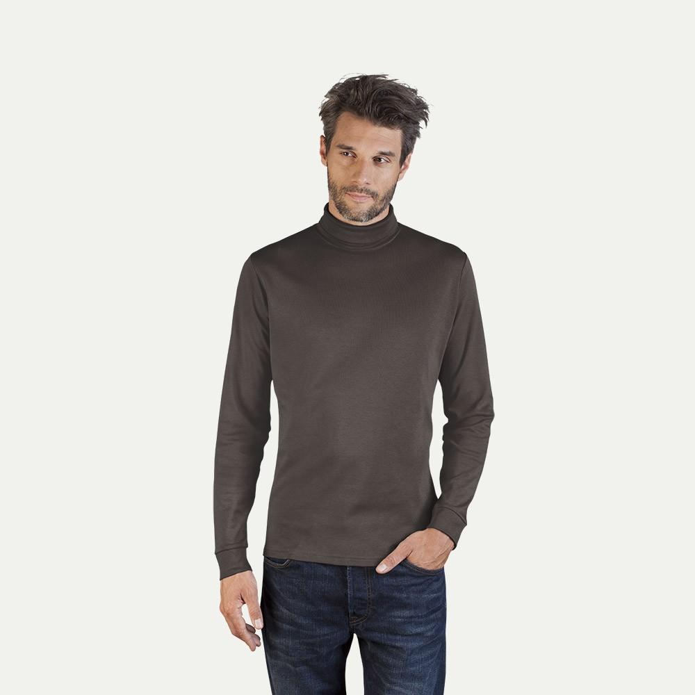 Men S Turtleneck Shirt Ls