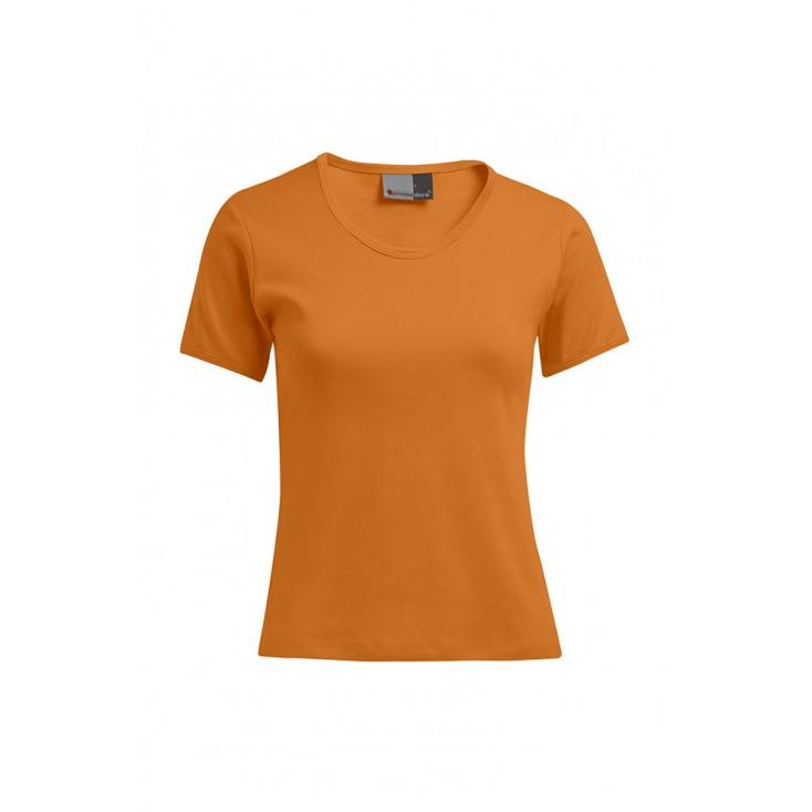 T-shirt interlock grande taille Femmes promotion