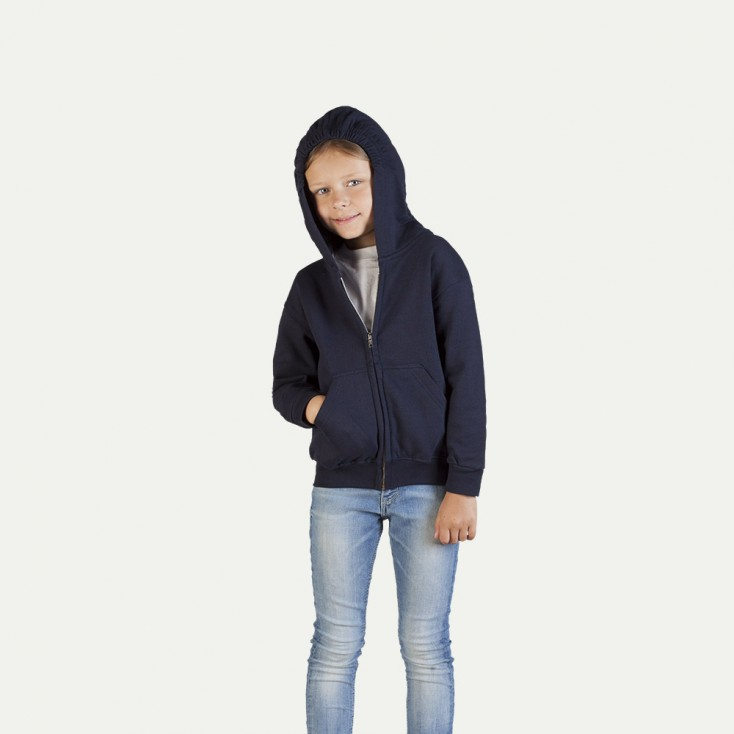 Zip Hoody Jacket Kids