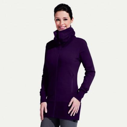 Women's Jacket Ruffled Collar