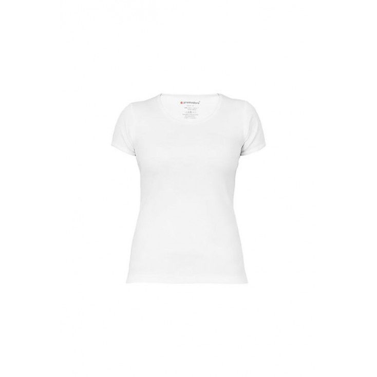 T-shirt maille côtelé grande taille Femmes promotion
