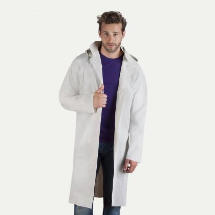 Unisex Raincoat long 'Free Cut'