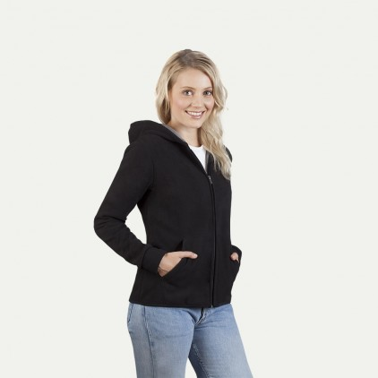 Sweat doublé Fleece femme