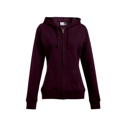 Zip Hoodie Jacke 80-20 Plus Size Damen Sale
