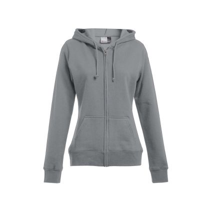 Zip Hoody Jacket 80-20 Plus Size Women