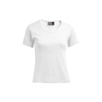 Interlock T-Shirt Plus Size Damen