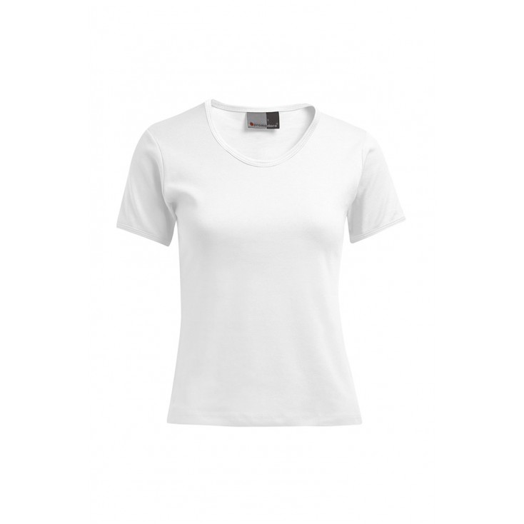 Interlock T-Shirt Plus Size Damen