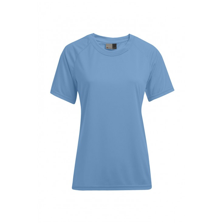 Sport T-Shirt Plus Size Damen