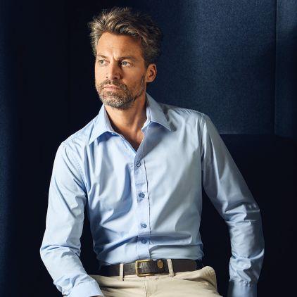 Business Longsleeve shirt Men