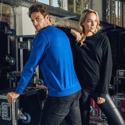 Unisex Sweatshirt Herren und Damen