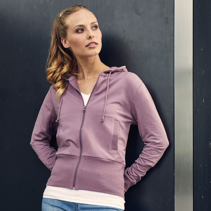 Zip Hoody Jacket 95-5 Women