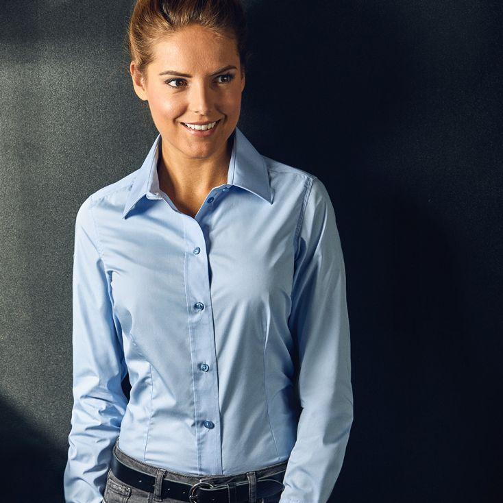 Business Longsleeve blouse Women