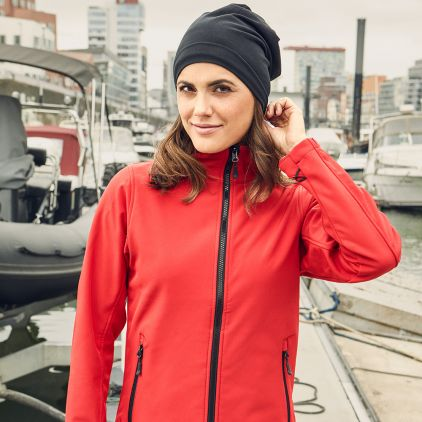 Women's Softshell Jacket C+