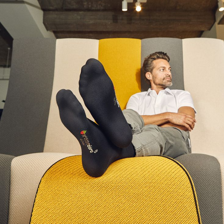 Business Socken Damen und Herren (5 Paar)