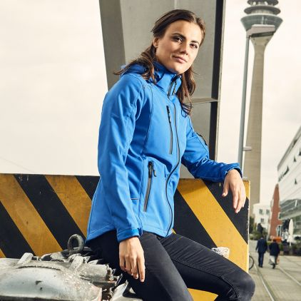 Softshell Jacke Damen