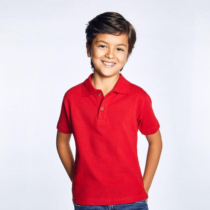 promodoroSport T-Shirt Kinder152Weiß