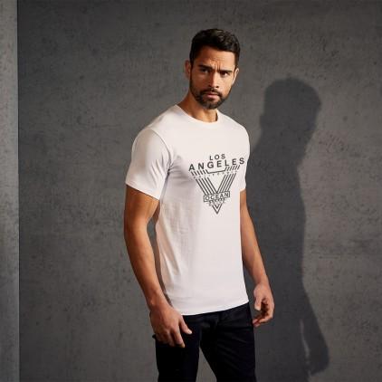 "Print ""LA-Ocean Drive"" - Premium T-Shirt Herren"