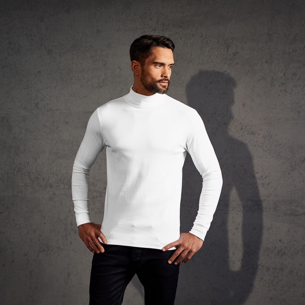 Turtleneck Longssleeves For Men Promodoro