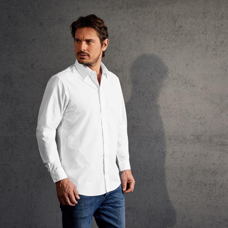 Chemise Business manches longues Hommes