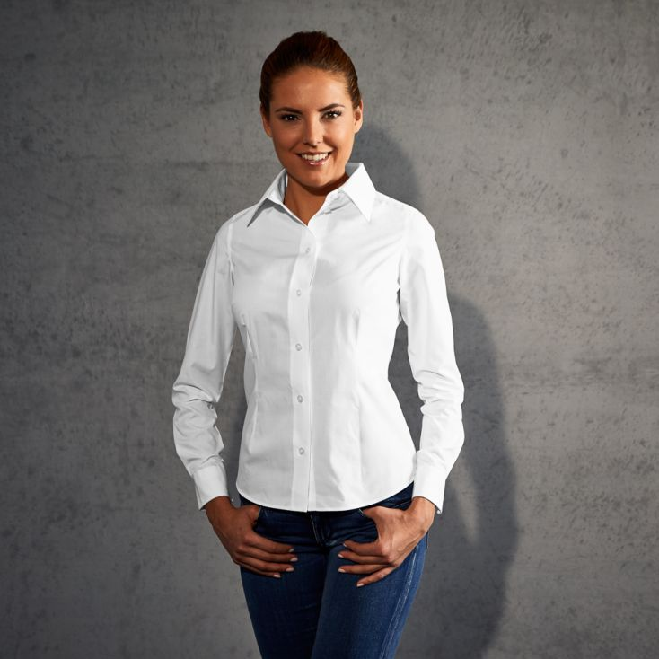 Business Longsleeve blouse Women