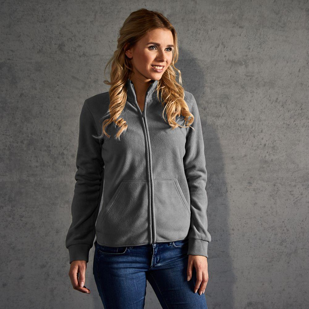 Double Fleece Jacket Women