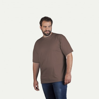Premium T-shirt Workwear Plus Size Men