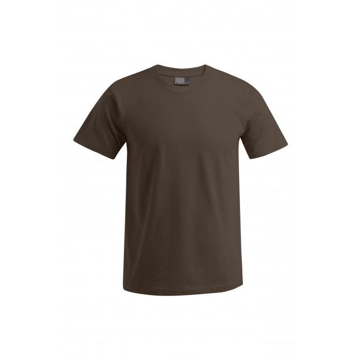 Premium T-Shirt Workwear Plus Size Herren