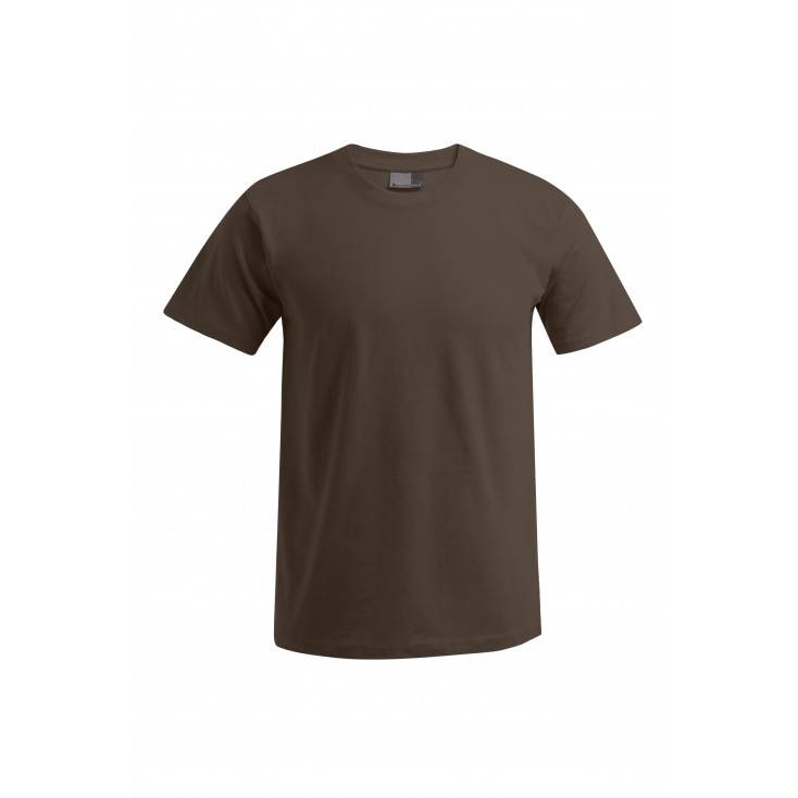 Premium T-shirt Workwear Plus Size Men