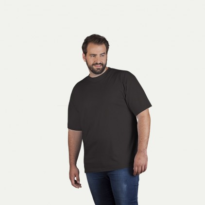 Premium T-Shirt Workwear Plus Size Herren
