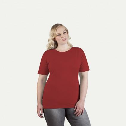 T-shirt Premium workwear grande taille Femmes