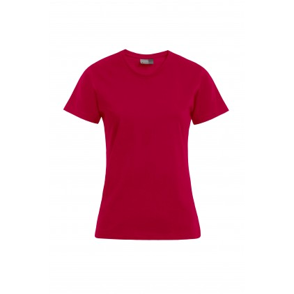Premium T-shirt Workwear Plus Size Women