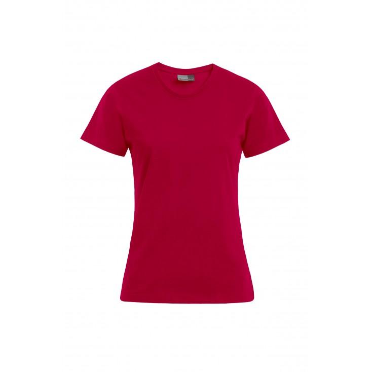 Premium T-shirt Workwear Plus Size Women