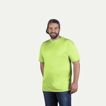 UV-Performance T-Shirt Workwear Plus Size Herren