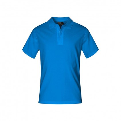 Polo supérieur workwear grande taille Hommes